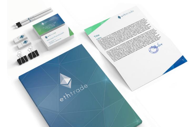 Ethtrade - Материалы для продвижения