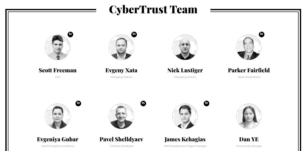 CyberTrust - Команда 1