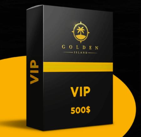 Golden Island - тариф VIP