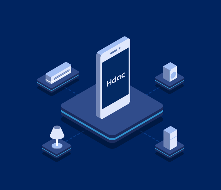 Hdac - децентрализованная IoT-платфома
