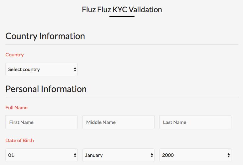 Как принять участие в ICO FLUZ FLUZ - Шаг 4