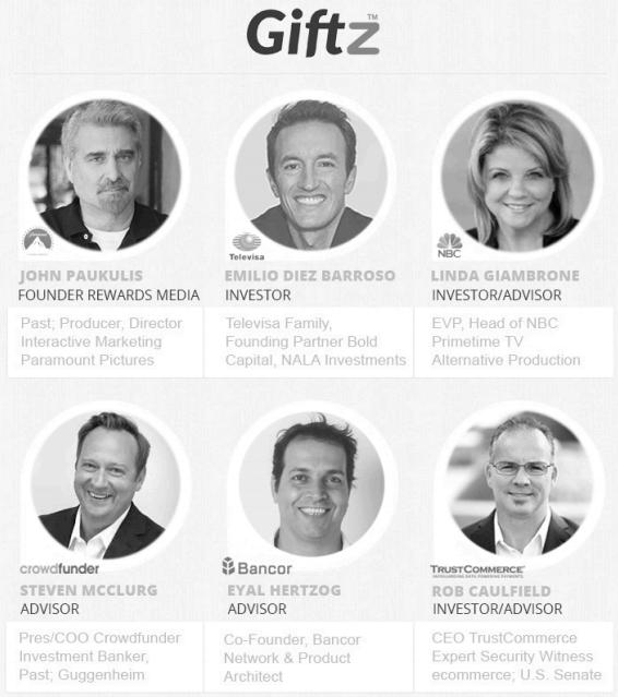 Команда Giftz