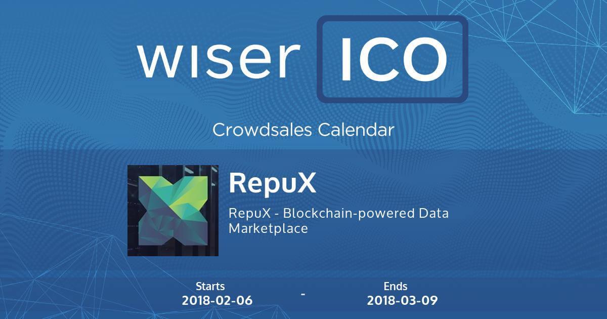 Платформа RepuX - техническая информация