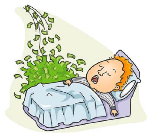 Пассивный доход с инвестиций