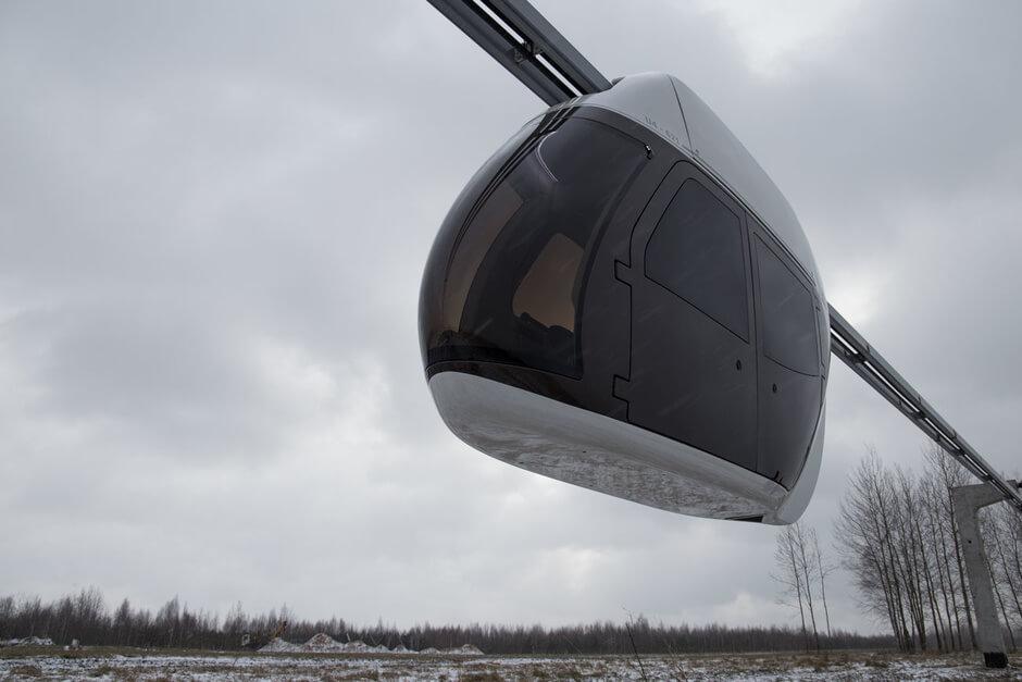 Skyway - Начались испытания на полигоне 5