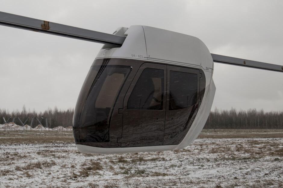 Skyway - Начались испытания на полигоне 6