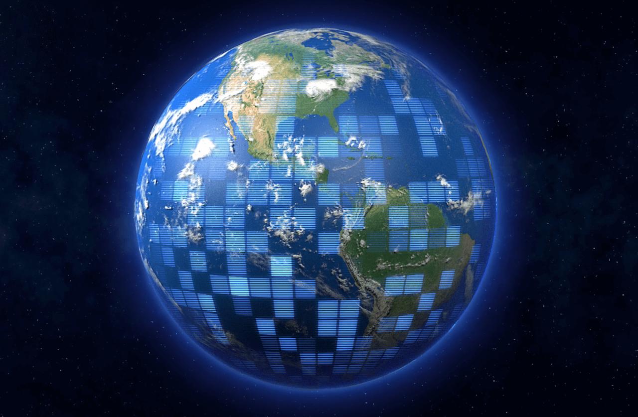 Аирдроп Spheroid Universe - отхвати свой кусок виртуальной Земли