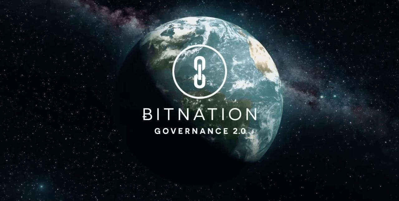 Bitnation - децентрализованные нации. Юрисдикция Pangea
