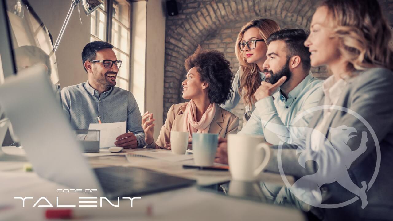 Code of Talent дает новые решения как для студентов так и работодателей.