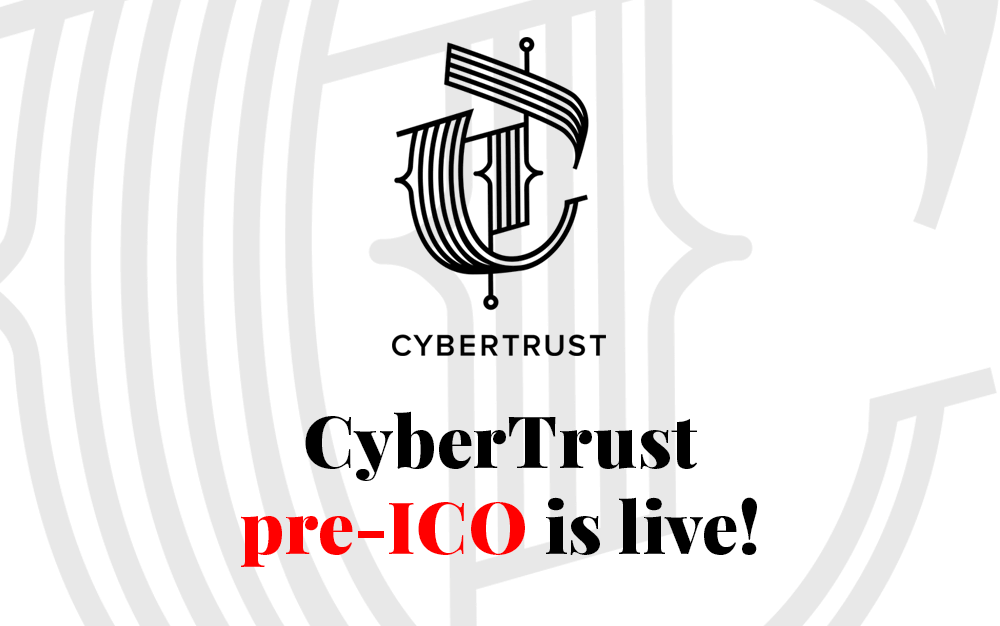 Cybertrust - PreICO