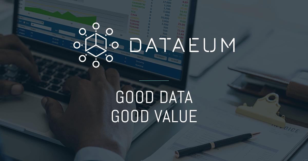 Dataeum - новый способ гарантировать качество данных