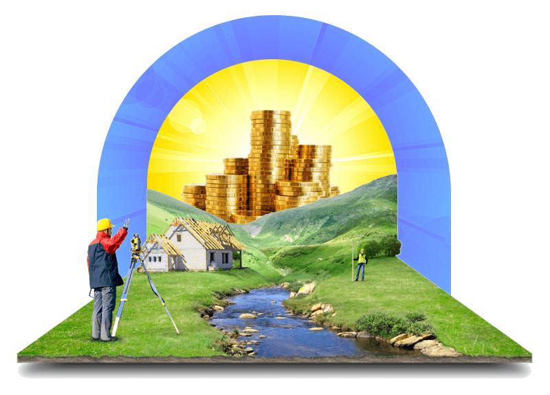 Долевые инвестиции в земельные участки под Сочи