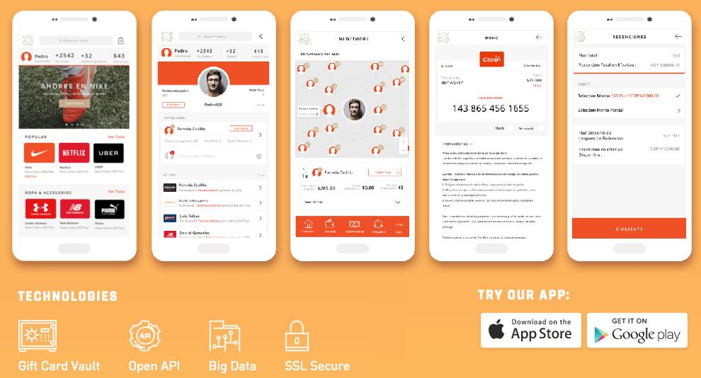 Fluz Fluz - приложение для смартфонов