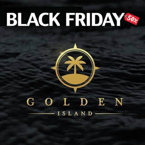 Golden Island - скидка 50% на VIP-пакет