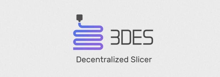 ICO 3DES - Децентрализованный слайсинг для 3D-печати