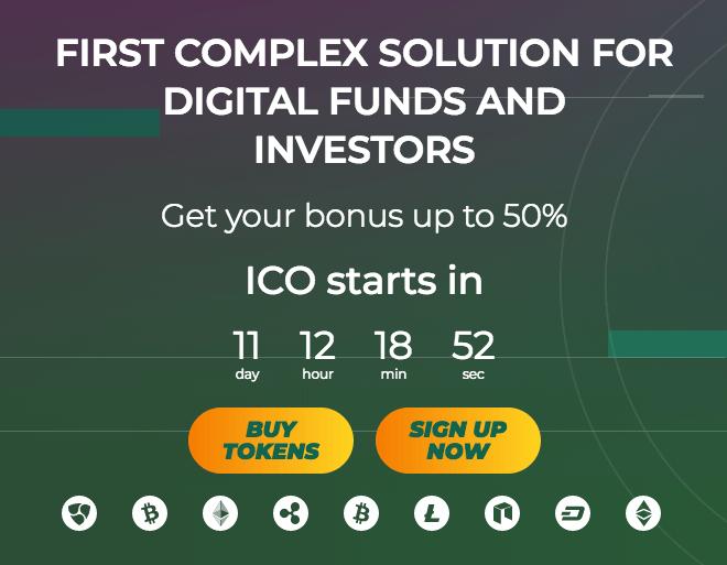 ICO Fund Platform