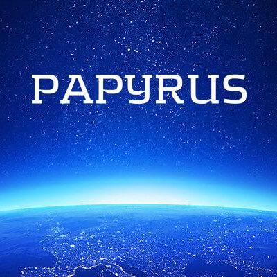 ICO Papyrus