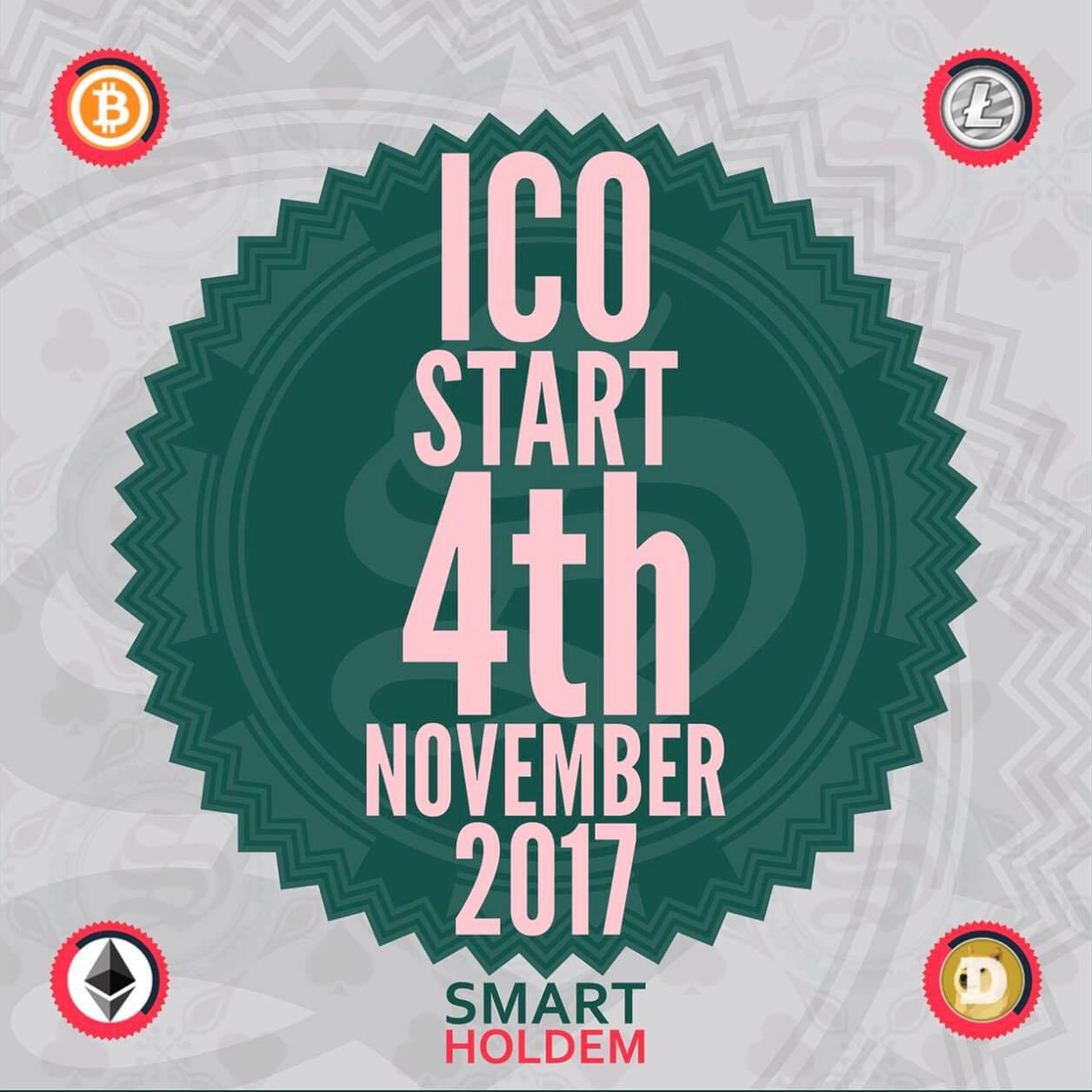 ICO SmartHoldem - 4 ноября