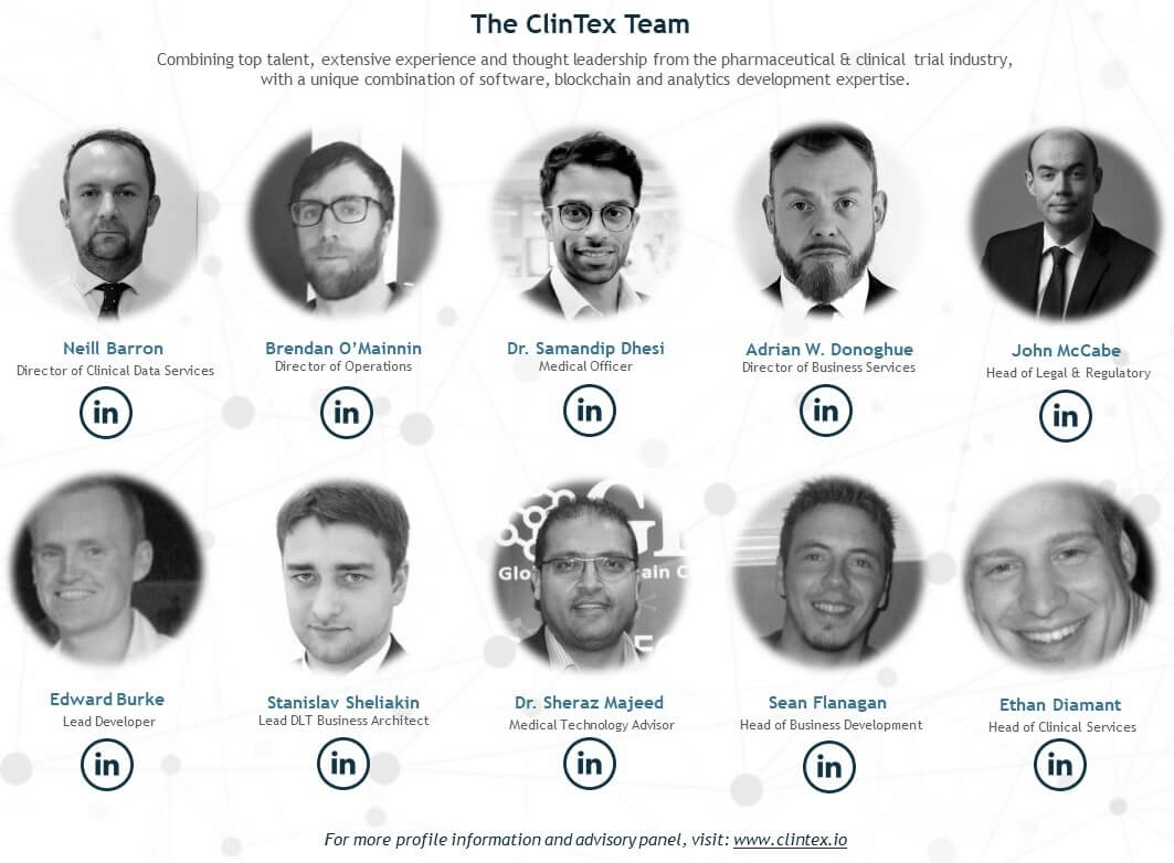 Команда Clintex
