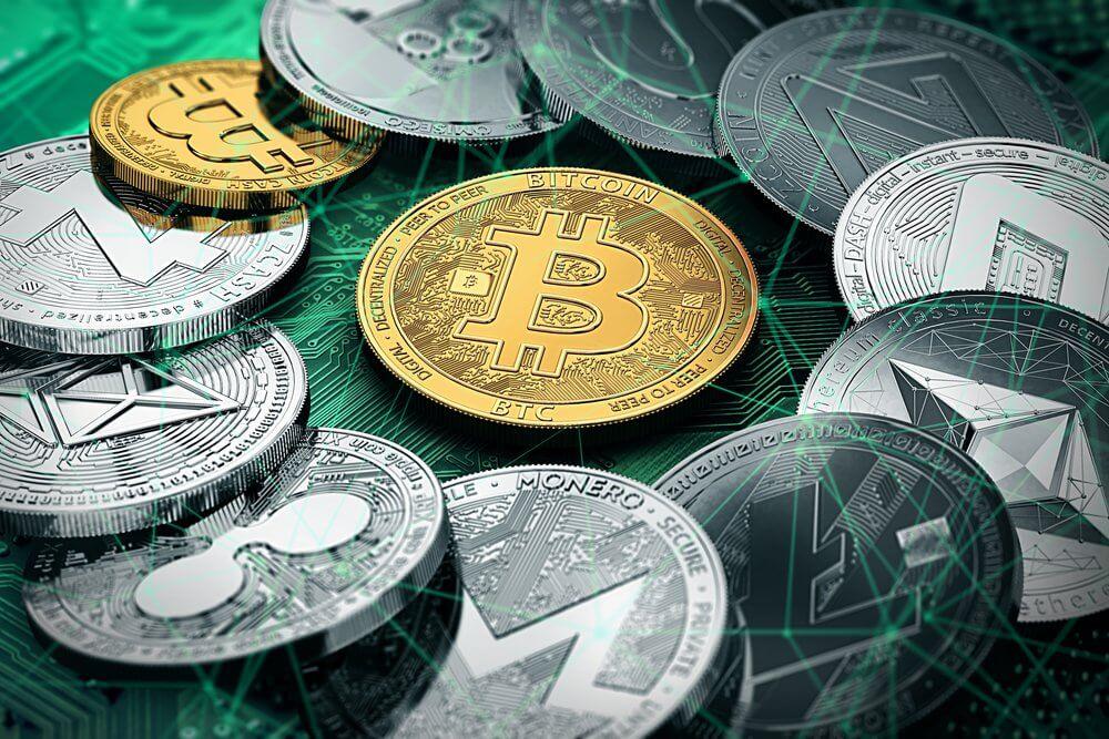 Купить альткоины за биткоин на бирже