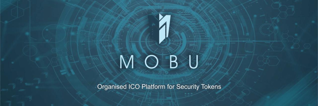 MOBU - платформа для организации ICO