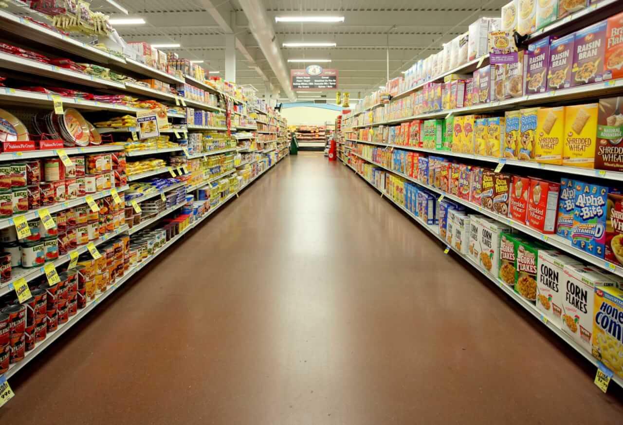 Магазины сегодня - неотъемлемая часть жизни