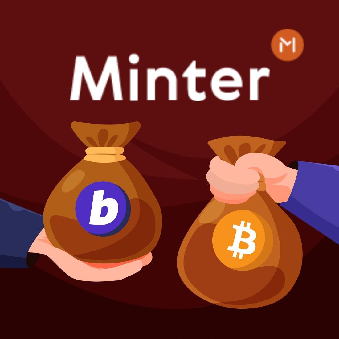 Монеты на блокчейне Minter - новая высокодоходная тема на крипторынке