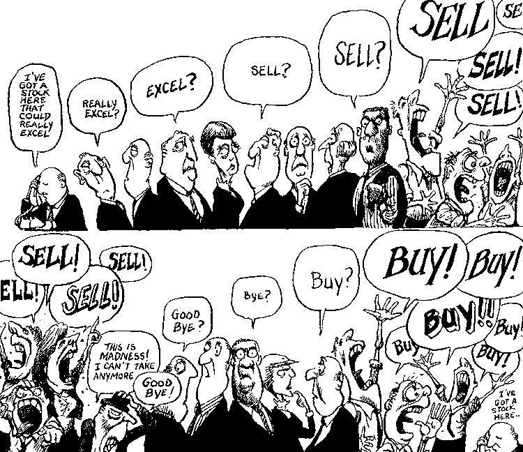 Паник бай и паник селл