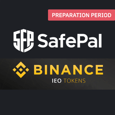 SafePal - Binance IEO