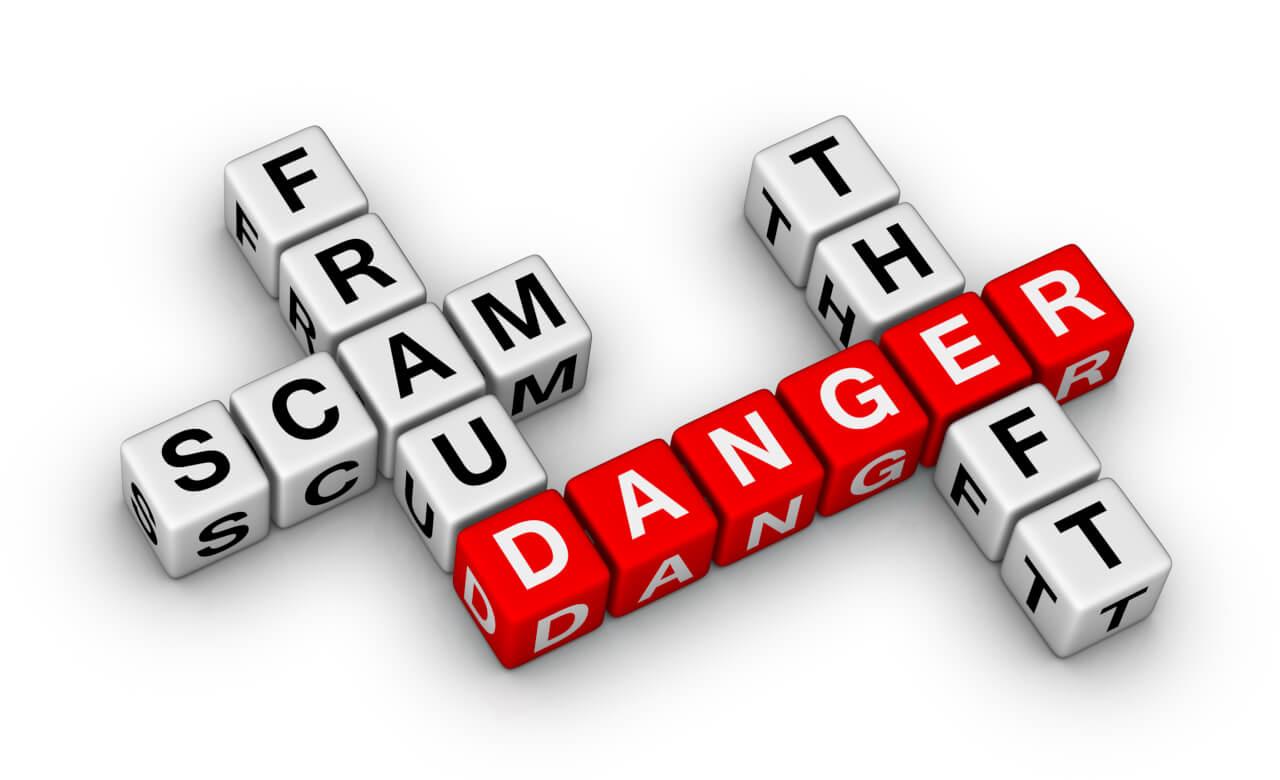 Скам в криптовалютной среде - мошенничество, кидалово