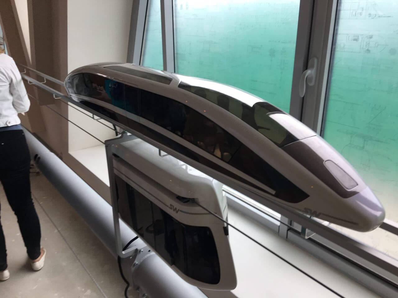 Свежие модели городского и высокоскоростного транспорта Skyway