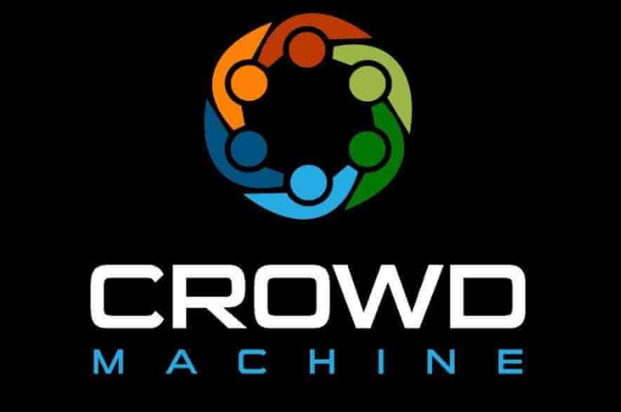 Технология токена Crowd Machine