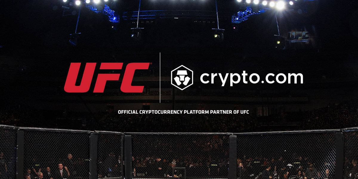 UFC и Crypto.com запартнерились