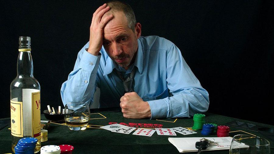 Problem of gambling casino red velvet